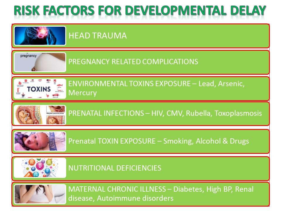 Risk Factors for Developmental Delay in children