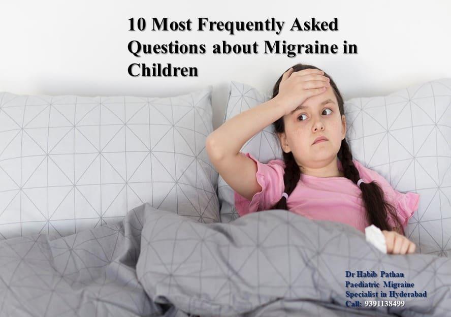 Pediatric Migraine Specialist
