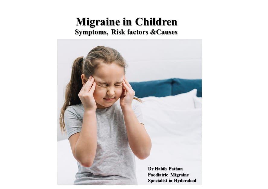 Pediatric Migraine specialist in Hyderabad