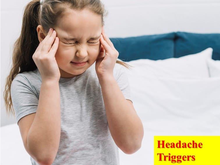 Headache triggers