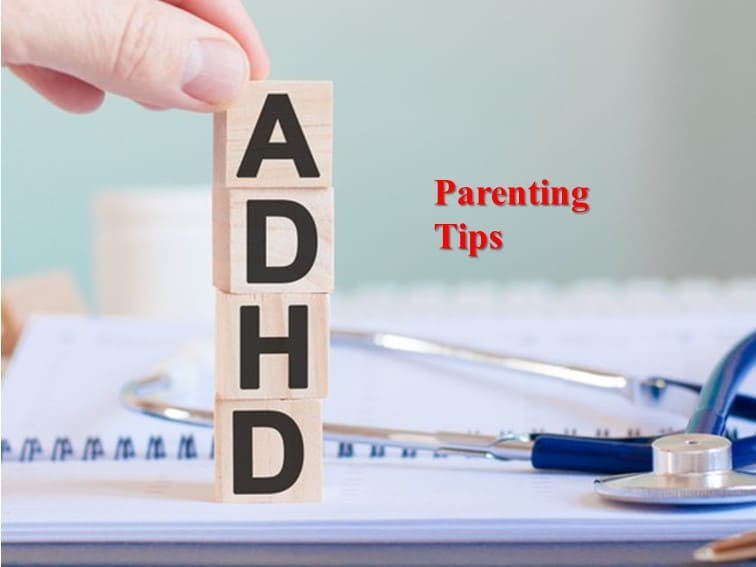 parenting tips for ADHD child